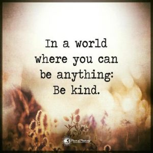 A Kind Word is Never Thrown Away 4