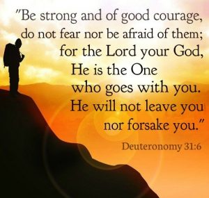 Be of Good Courage 2