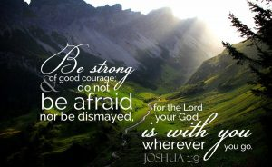 Be of Good Courage 5