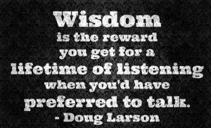 Listening or Talking 3