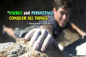 Persistence Fuels Success 2