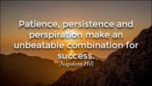 Persistence Fuels Success 6