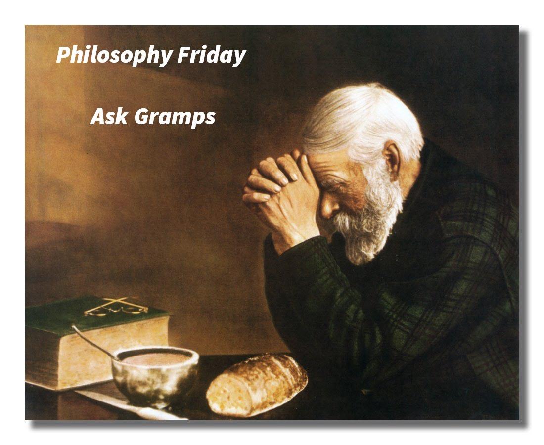Pushing Through - Ask Gramps 1