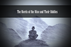 Riddles of the Wise 2