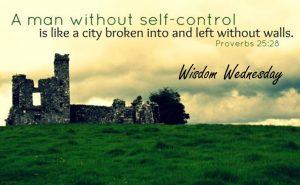 Self-Controlled Wisdom 1
