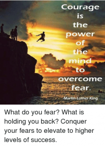 The Power To Overcome Fear 2-1