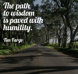 Wisdom Starts With Humility 3