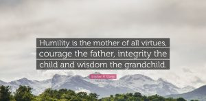 Wisdom Starts With Humility 5