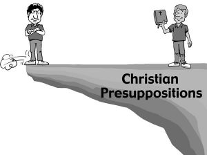 A Biblical Worldview Starting Point 2