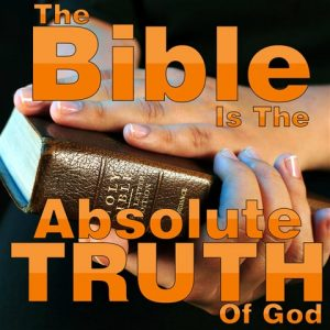 A Biblical Worldview Starting Point 4