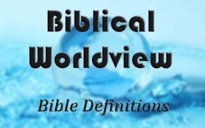 Particular Applications of a Biblical Worldview 4