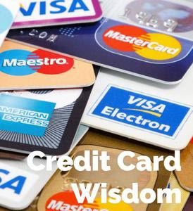 The Wisdom of Credit Cards 1