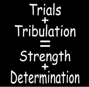 Trials and Tribulations 5