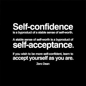 Accept Yourself As You Are 4