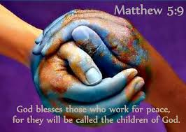 Blessed are the Peacemakers 4