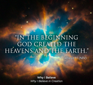 Creation or The Big Bang 1