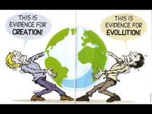 Creation vs. Evolution 1