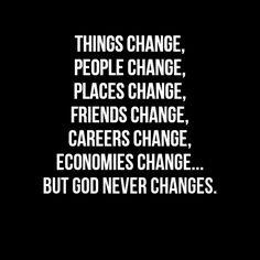 God Never Changes 3