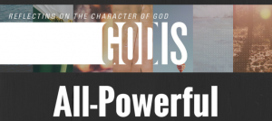 God is All-Powerful 2