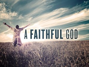 God is Faithful 3