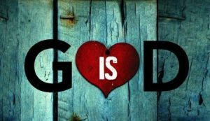 God is Love 3