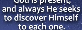 God is Present Everywhere 3