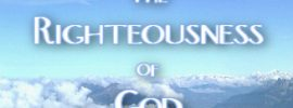 God is Righteous 2