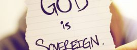 God is Sovereign 2