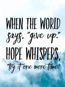 Hope for the World 3