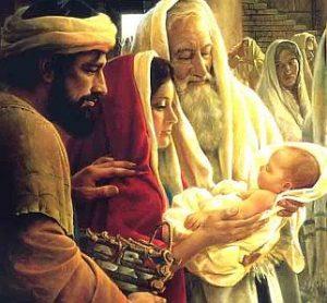 Presenting Jesus in the Temple 2