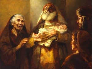Presenting Jesus in the Temple 3