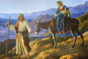 The Escape to Egypt 1