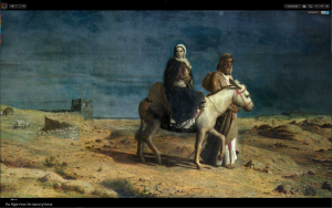 The Escape to Egypt 3