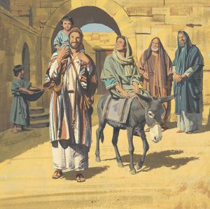 The Return to Nazareth 1