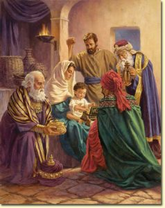 Visit of the Wise Men 1