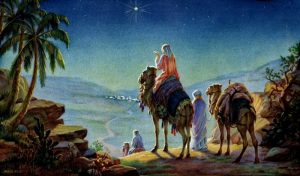 Visit of the Wise Men 2