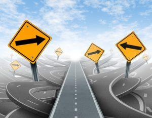 Choose the Correct Path 5