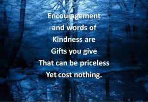 The Gift of Encouragement 3