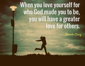 Accept Who God Made You – Loving Yourself 1