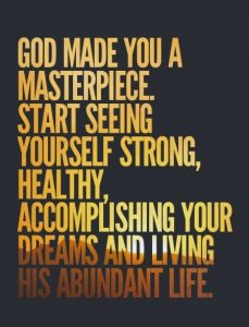 Accept Who God Made You – Loving Yourself 3