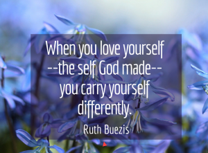 Accept Who God Made You – Loving Yourself 4