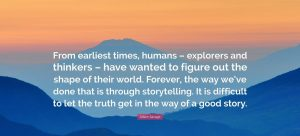 God's Truth Through Story Telling 5