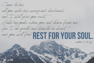 Rest for the Soul 1