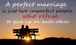 The Perfect Marriage 1