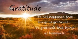 The Riches of Gratitude 1