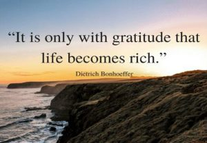 The Riches of Gratitude 2