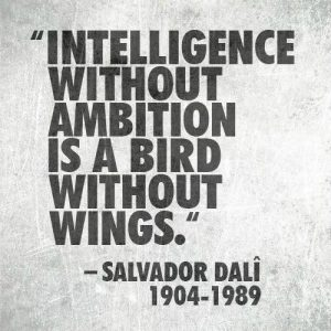Ambition is a Powerful Force 3