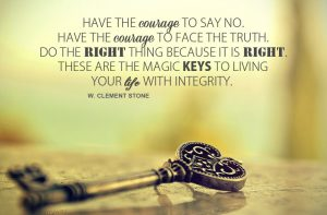 Have The Courage 1