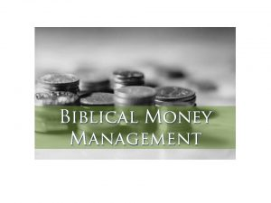 Managing Money with Spiritual Wisdom 2
