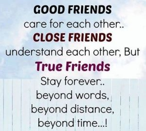 True Friendship 1